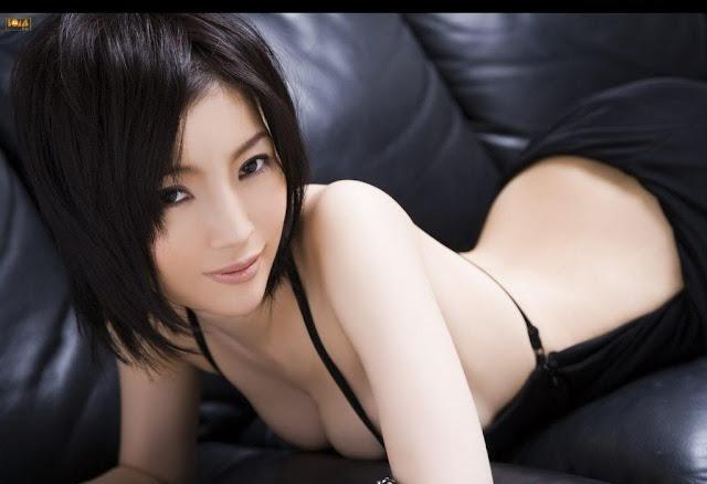красивая японка, фигура японки, сексуальная японка