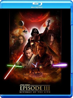 Star Wars Episode III Revenge of the Sith (2005) BluRay 720p 800mb Download