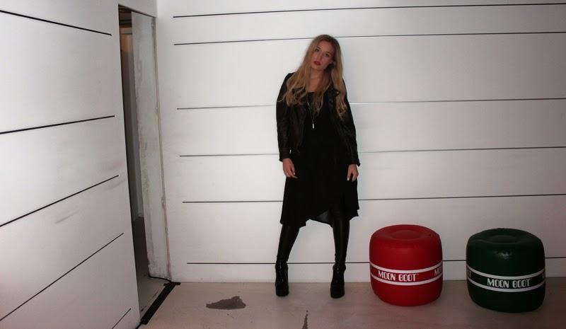Event Fashion Blogger Look
