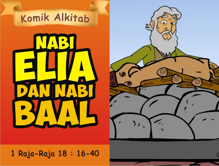 Nabi Elia dan Nabi Baal