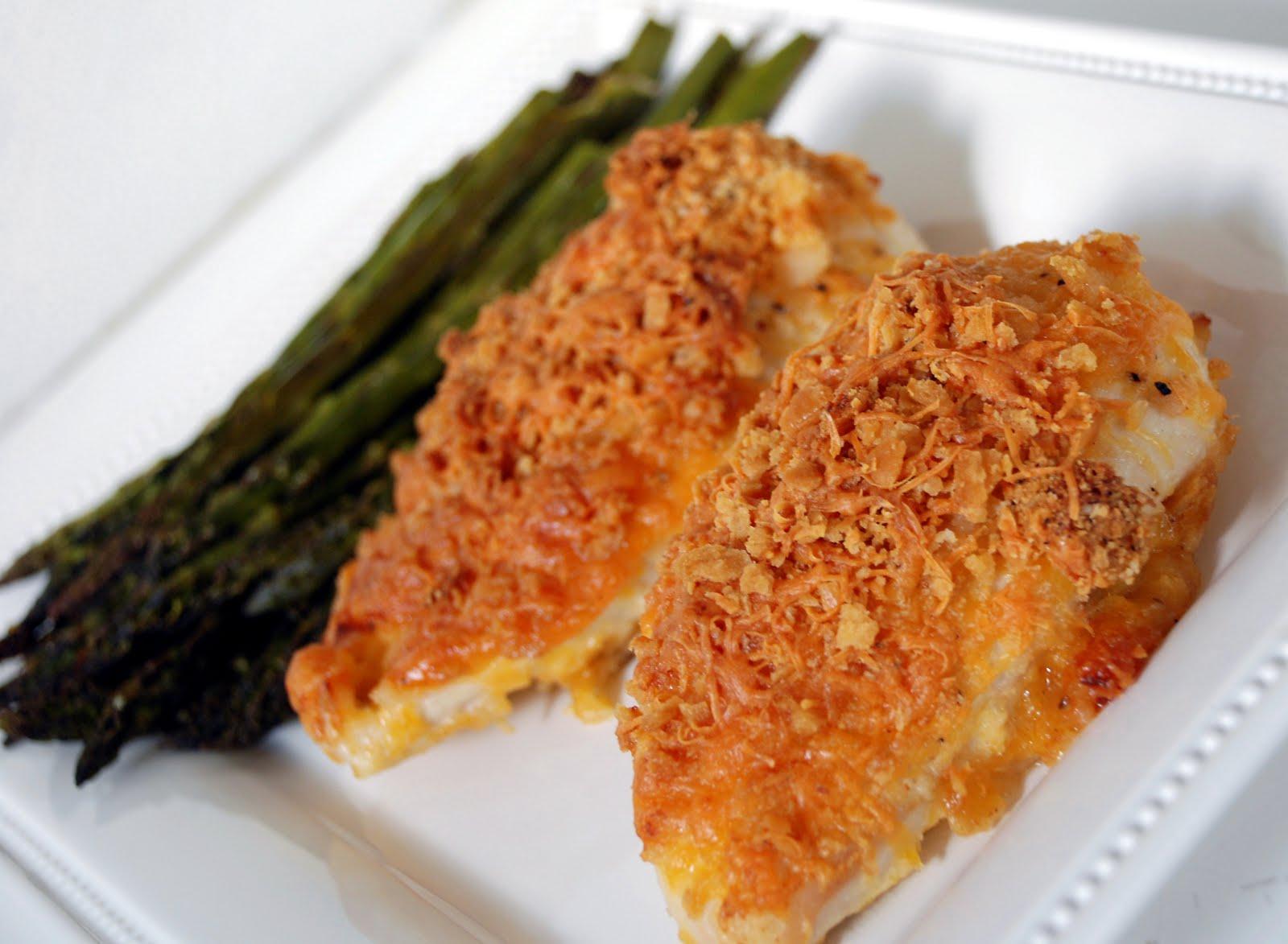 Sweet Flours: crunchy cheddar chicken