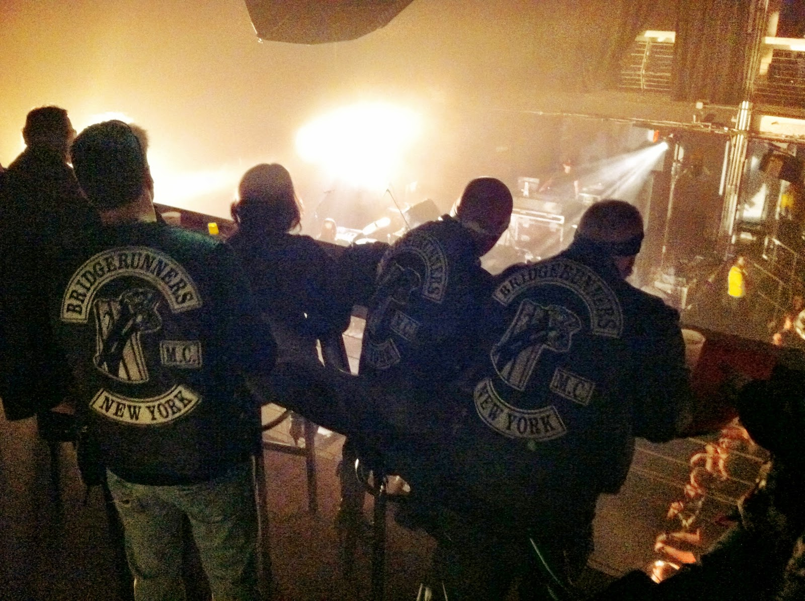 Quooklynite Black Rebel Motorcycle Club Terminal 5