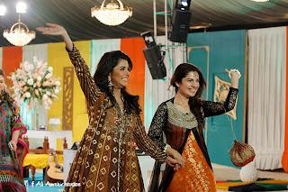 GMP Nida yasir Images 2013
