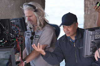 Claudio Miranda and Ang Lee on the Life Of Pi shoot