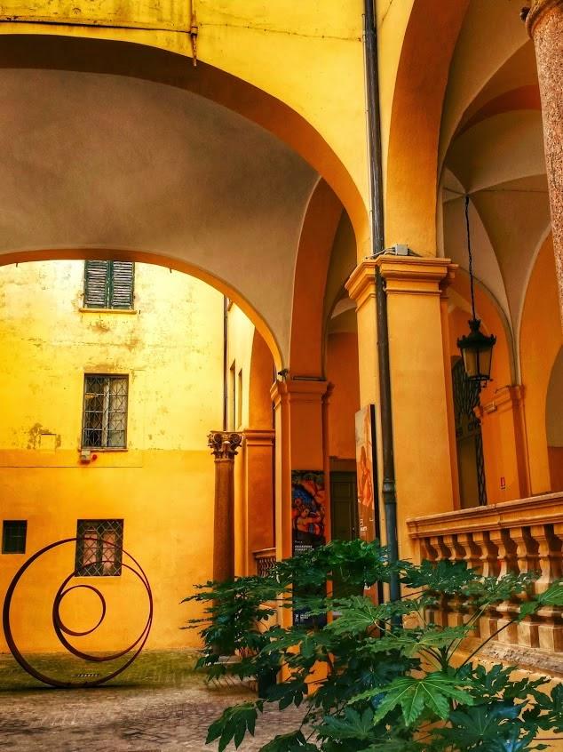 Musei Civici in Pesaro, Italy