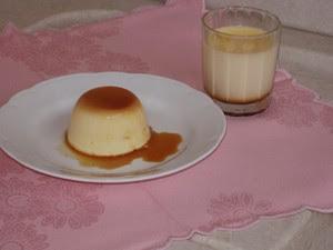 Creme Caramel Microonde