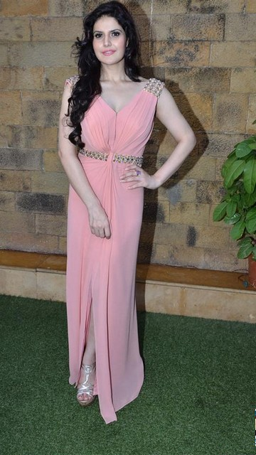 Zarine Khan Hot Photo Gallery 2013