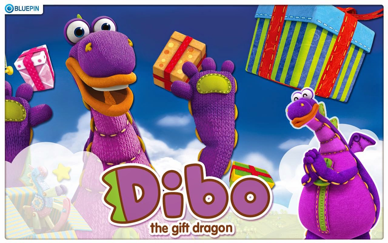 Dibo the Gift Dragon and the Stone Soup | The CARWINs