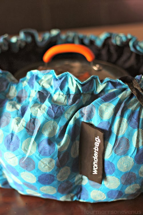 Wonderbag saves you cooking time