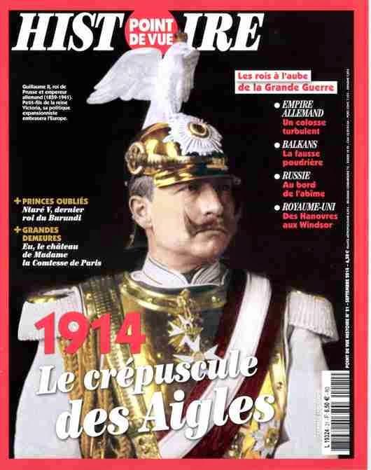 Guillaume II-crépuscule des rois