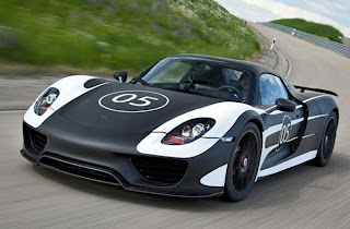 918+Front High Horsepower. High Torque. High Speed. Hybrid.