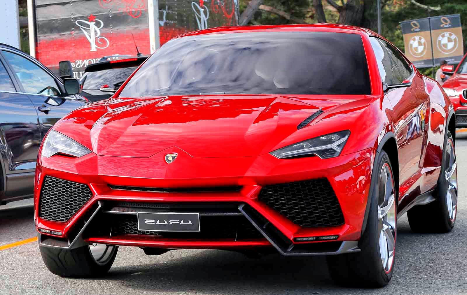 Lamborghini Urus Suv Concept Sport Car Design