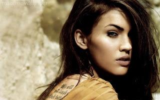 Megan Fox sexy Wallpaper