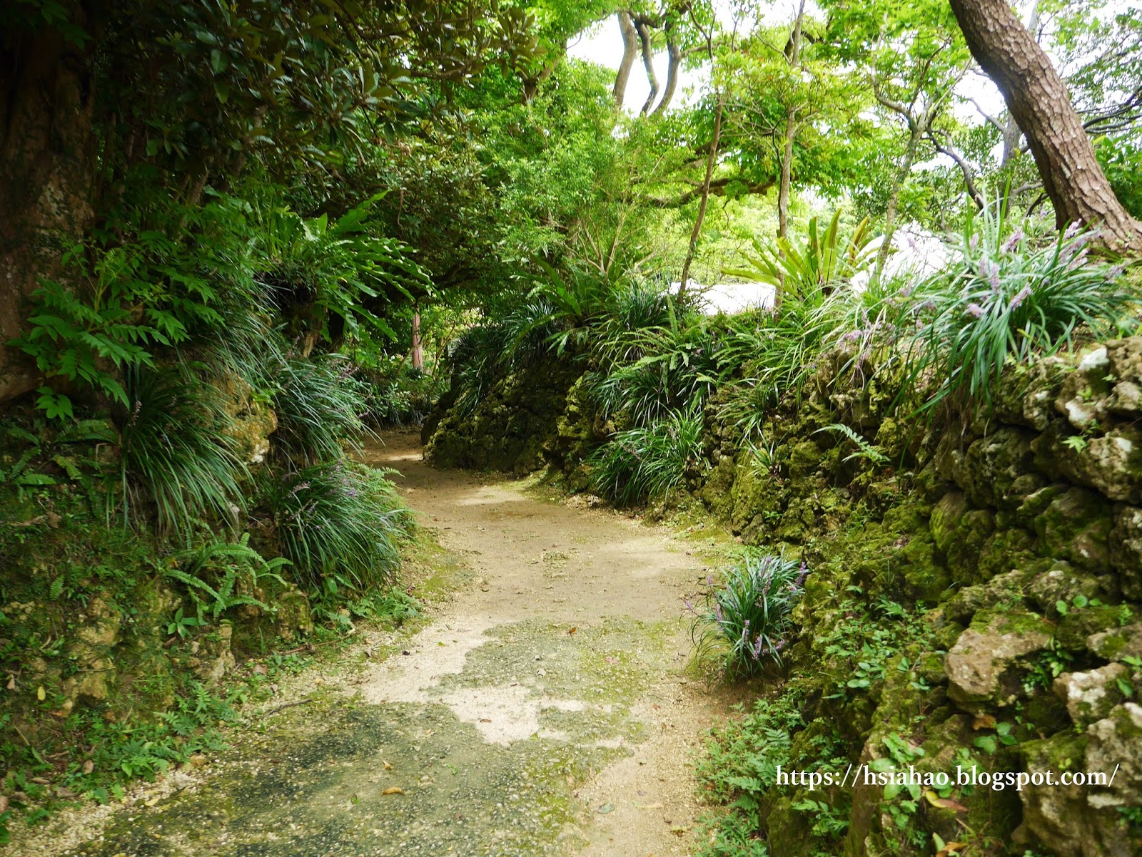 沖繩-那霸-景點-識名園-自由行-旅遊-Okinawa-Naha-shikinaen