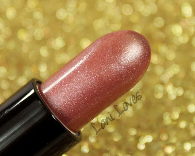 Living Nature Tinted Lip Hydrator - Bliss Swatches & Review