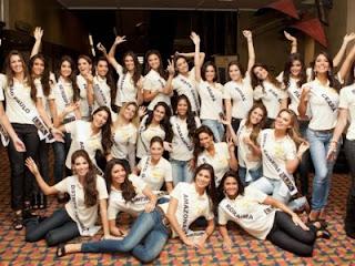 Miss Brasil 2011 - Dia do Concurso
