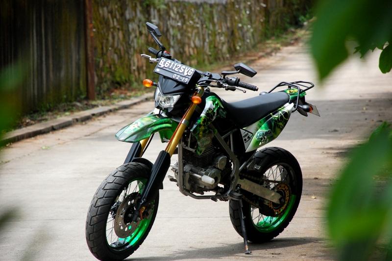Klx Kawasaki  Harga