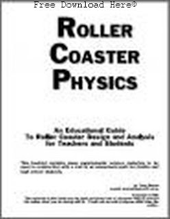 Download Applied Mechanics Roller Coaster Physics Book