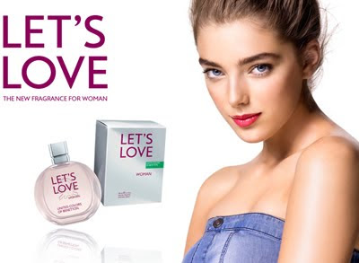 United Colors of Benetton perfumes mujer