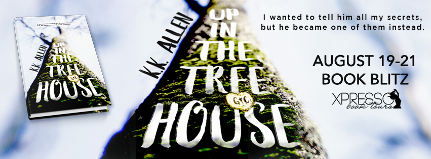 Up In The Treehouse Book Blitz