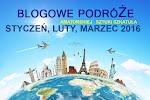 Podróżujemy po blogach!!!