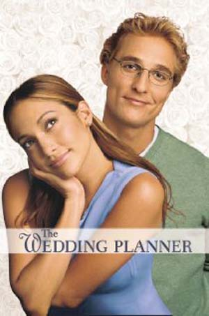 The Wedding Planner Mary Fiore is the wedding planner