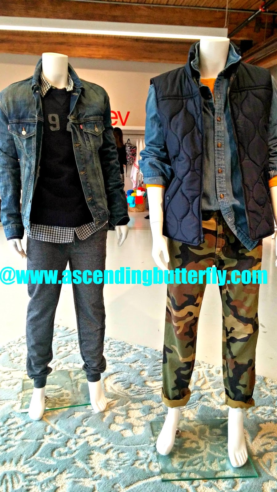 Boys Back to School Fashion on display at JCPenney 2014 Press Preview