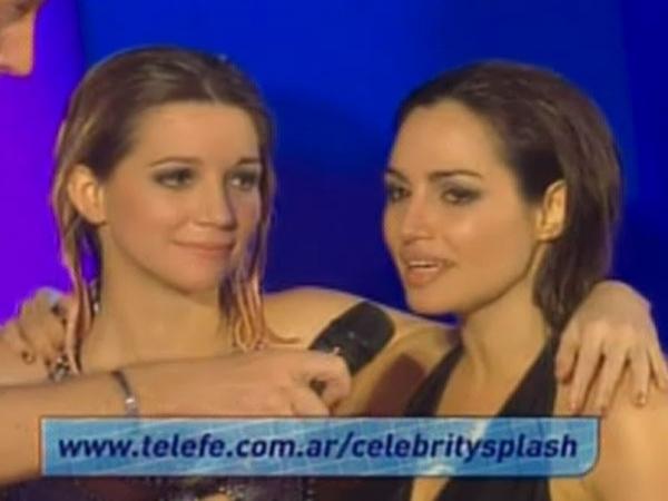 Nenas En La WeB: Noelia Marzol en la final de Celebrity ...