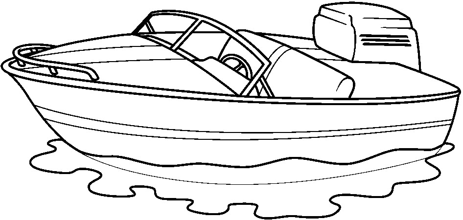 Medios de transporte acuaticos para colorear - Imagui