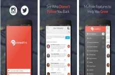 Crowdfire (JustUnfollow): app que permite saber quién nos ha dejado de seguir en Twitter e Instagram
