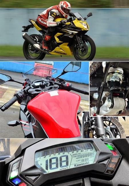 Kawasaki Ninja Mono RR