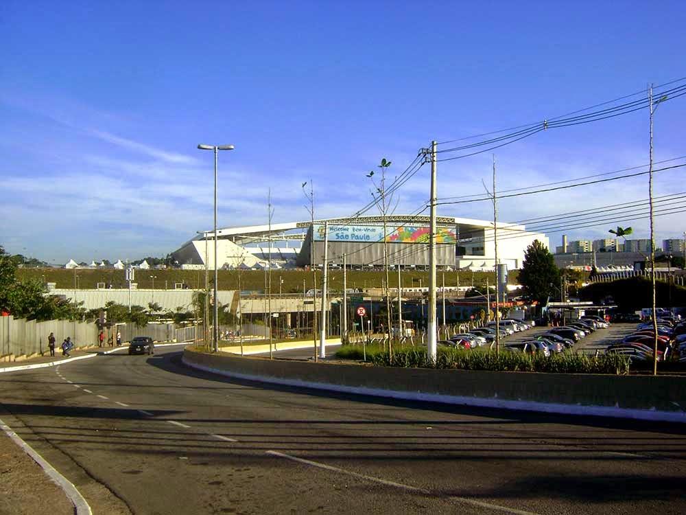 Rogério de Moura, Copa do Mundo, Itaquerão, Corinthians, Arena Corinthians, Copa do Mundo do Brasil, Copa de 2014, futebol