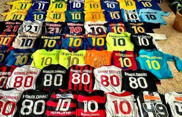 Ronaldinho Gaucho: Equipos Donde Ha Jugado Ronaldinho