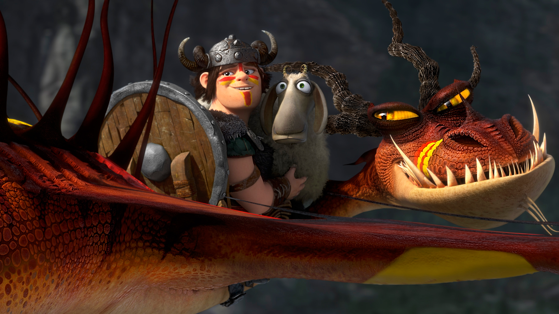 how to train your dragon 2 snotlout 0u wallpaper hd