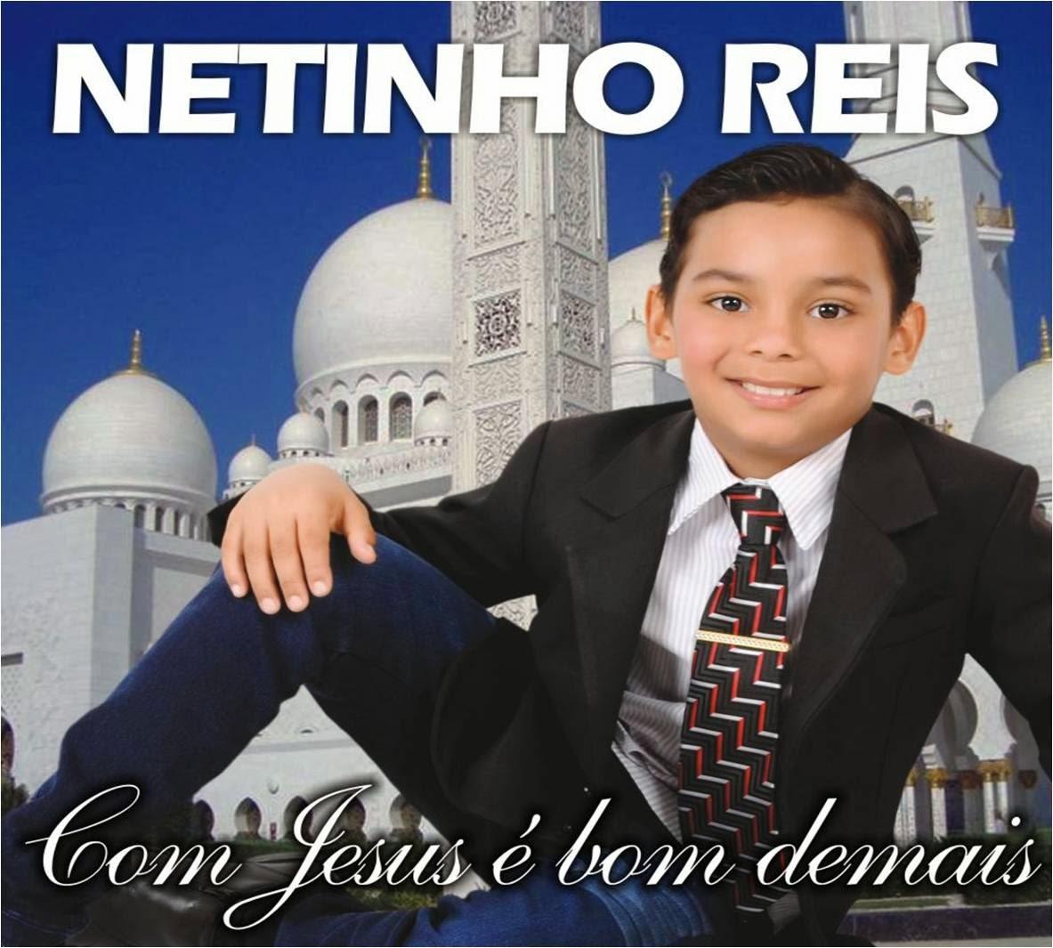 Cantor Gospel Netinho Reis