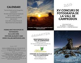 XVa edició del Concurs de Fotografia de la Vall de Camprodon