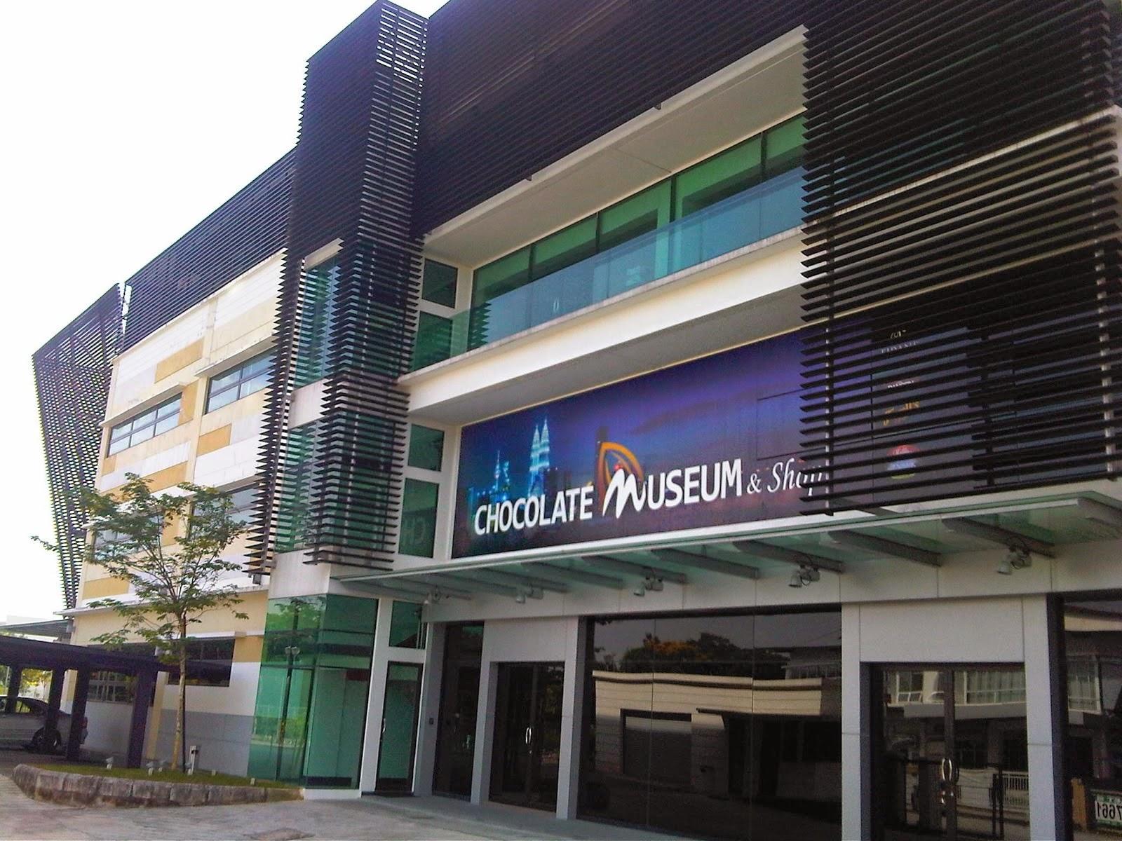 Chocolate Museum Damansara Chocolate Museum Was Built