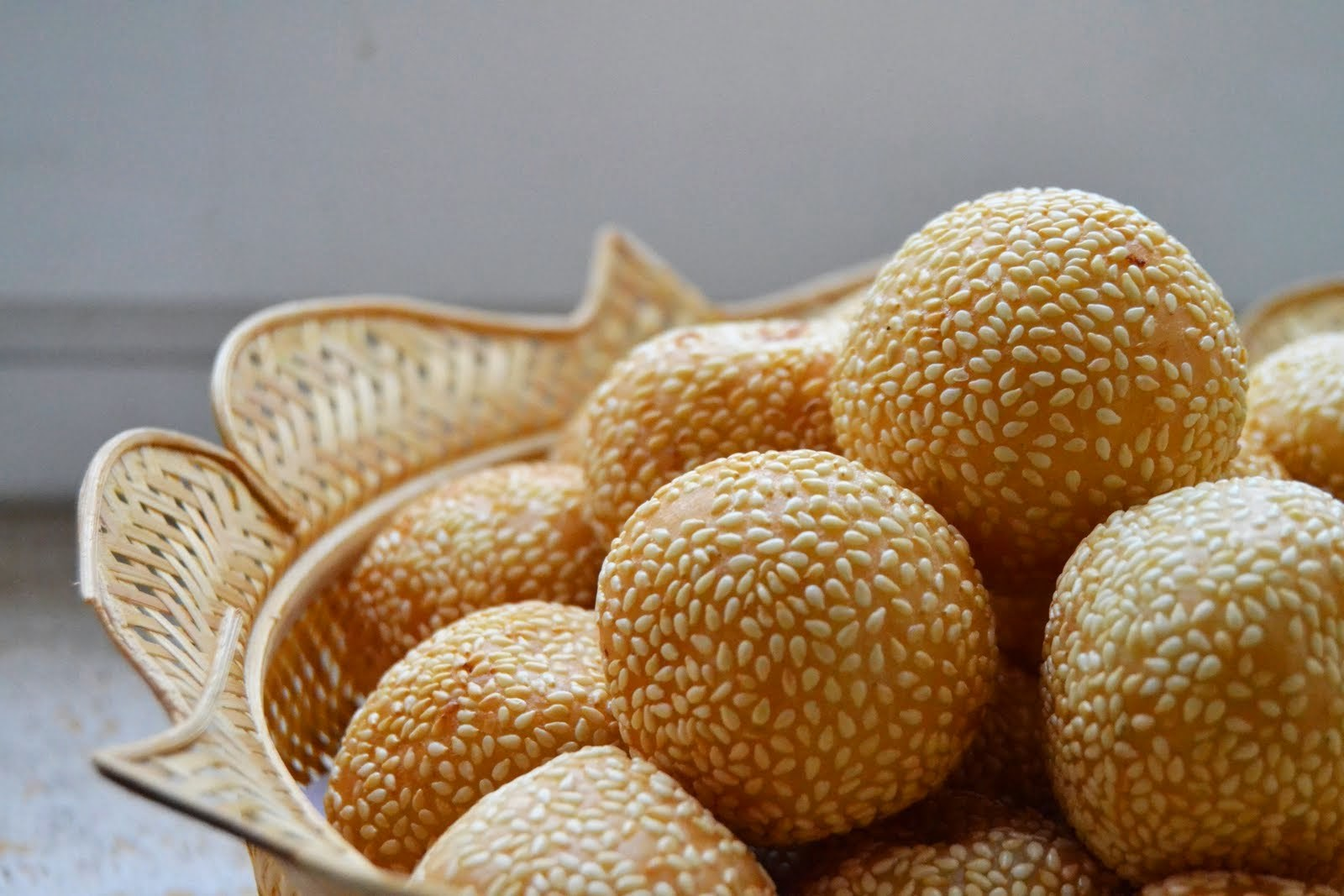 Resep Kue Onde-onde Isi Kacang Hijau - Koleksi Menu