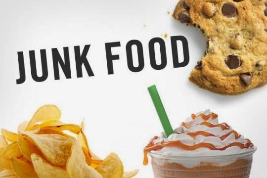 Fakta Mengerikan Junk Food