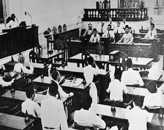Hasil Sidang PPKI secara Lengkap (tanggal 18 Agustus 1945, 19 Agustus 1945 dan 22 Agustus 1945)