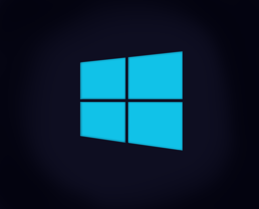 logo windows 8 black - photo #1
