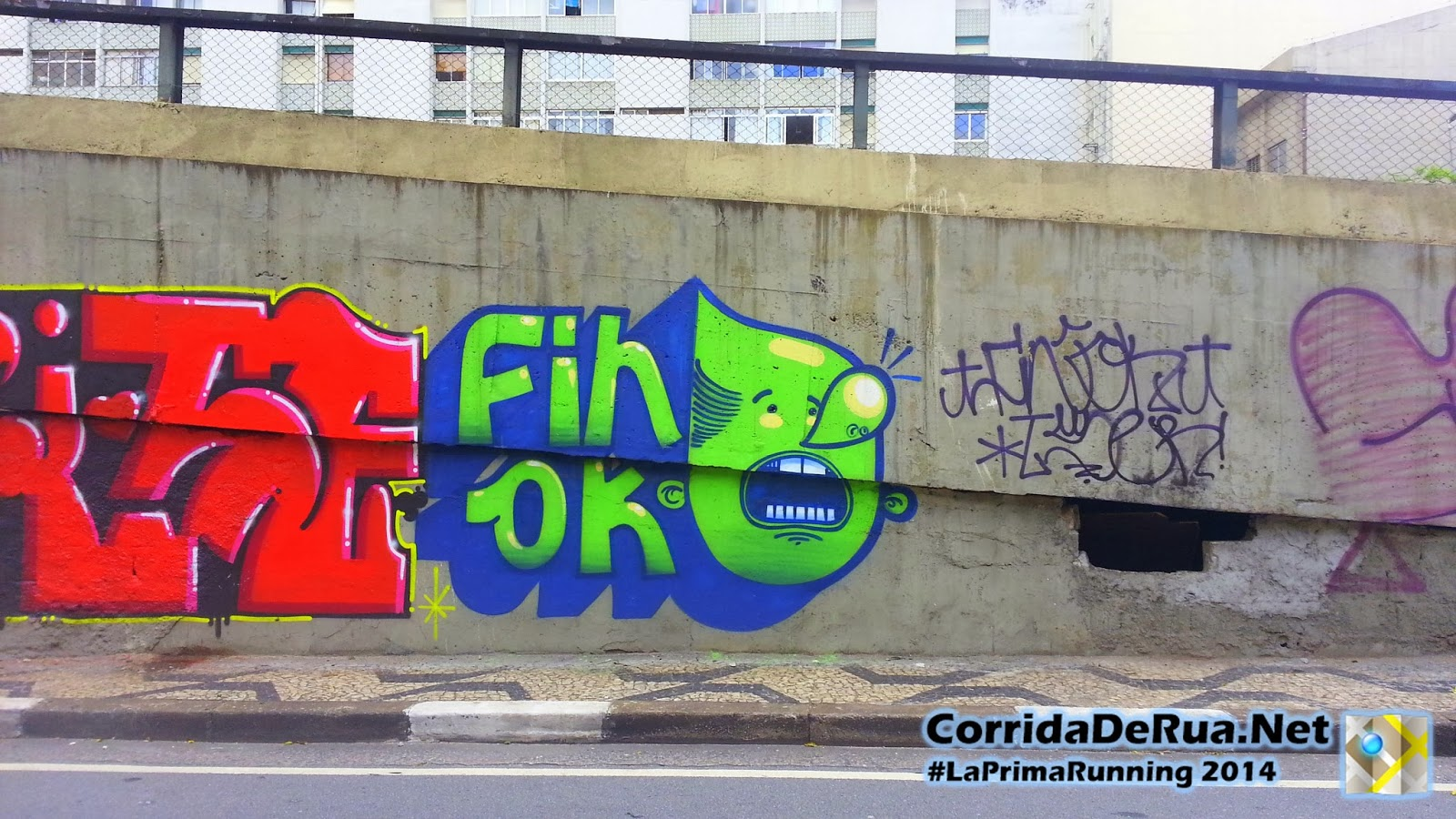 street art - Corrida De Rua