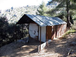 Refugio del Puig Campana
