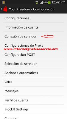 Internet gratis Telcel android Octubre 2014