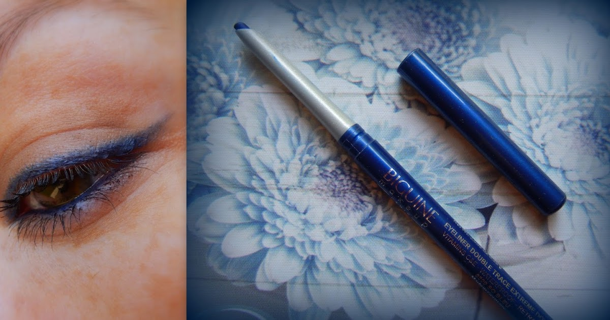le boudoir de sparkling fairy l 39 eye liner so bleu par biguine. Black Bedroom Furniture Sets. Home Design Ideas