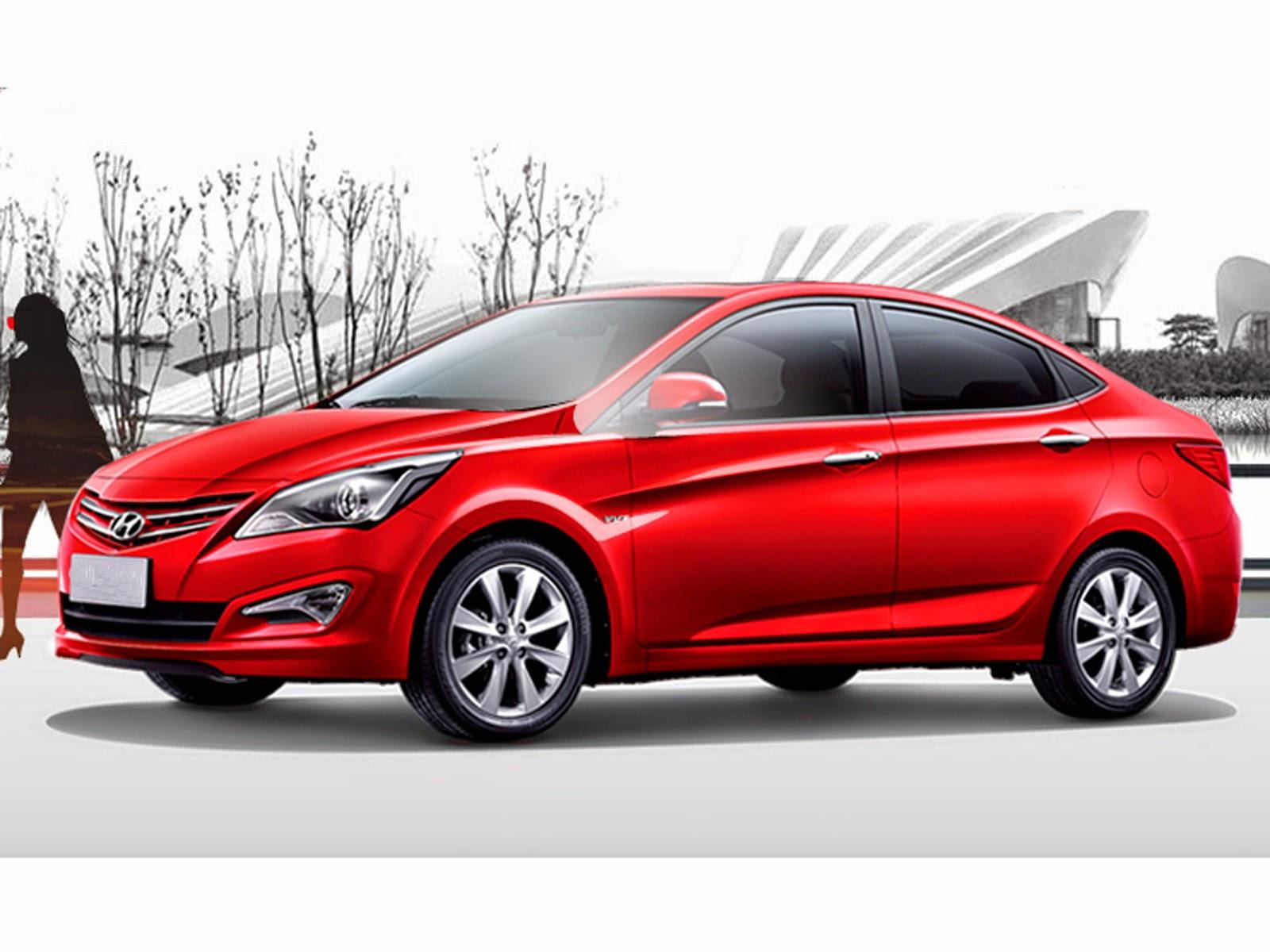 обновленный Hyundai Solaris 2014-2015 года в России