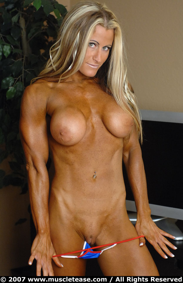 trainers Naked female fitness