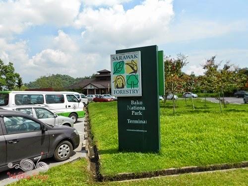 Bako National Park Terminal - WireBliss