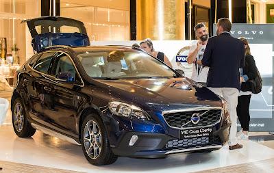 Volvo Experience και Έκτορας Μποτρίνι στο Golden Hall