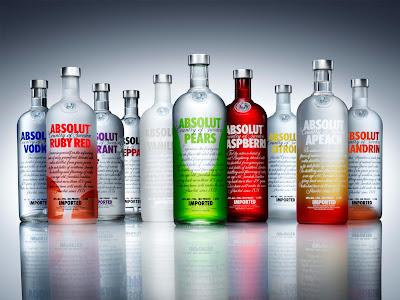 imagen de conjunto de botellas